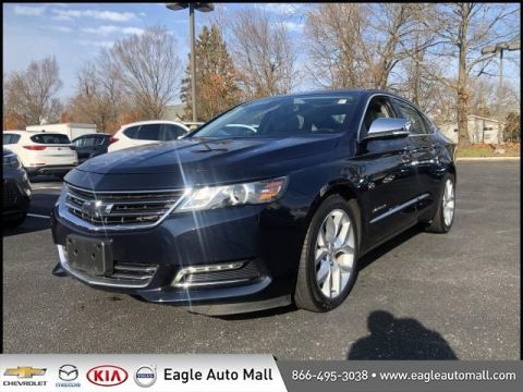 Pre-Owned 2017 Chevrolet Impala Premier FWD 4D Sedan